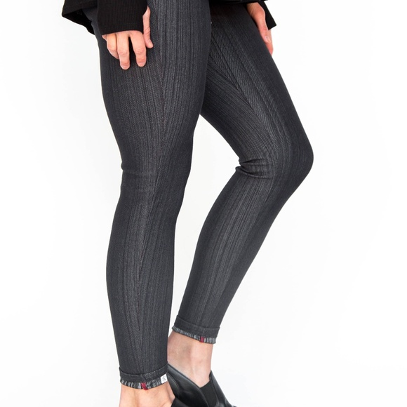 best place for united states good service Knit Jeggings Charcoal Grey Boutique